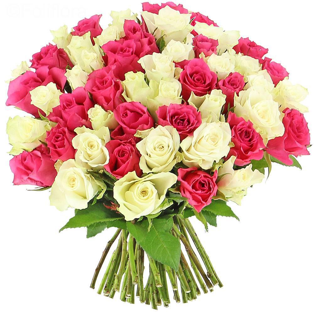 Цветы, заказ цветов букет 101 роза